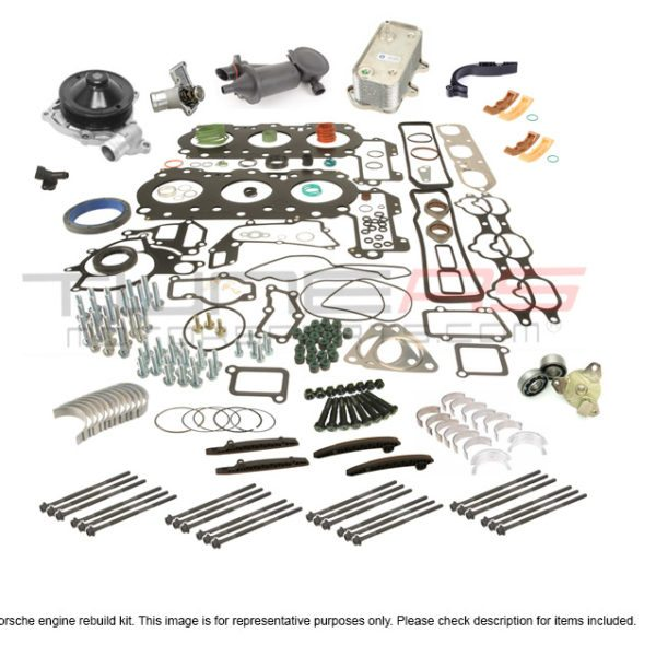 Porsche Boxster Engine Options: Porsche Boxster Cayman 3.4L M97 Engine Rebuild Kit
